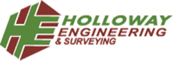 Holloway Engineering Surveying Logo