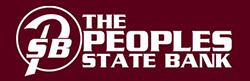 The Peoples State Bank Logo