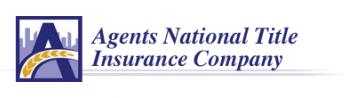 Agents National Title Insurance Company logo