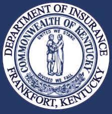 Kentucky Department of Insurance logo