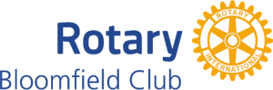 Rotary Bloomfield Club logo